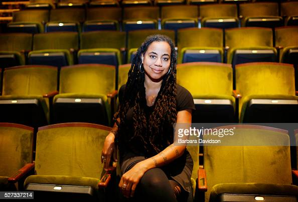 Pulitzer Prize winning playwright SuzanLori Parks is photographed for Los Angeles Times on March 9 2016 in Los Angeles California PUBLISHED IMAGE...