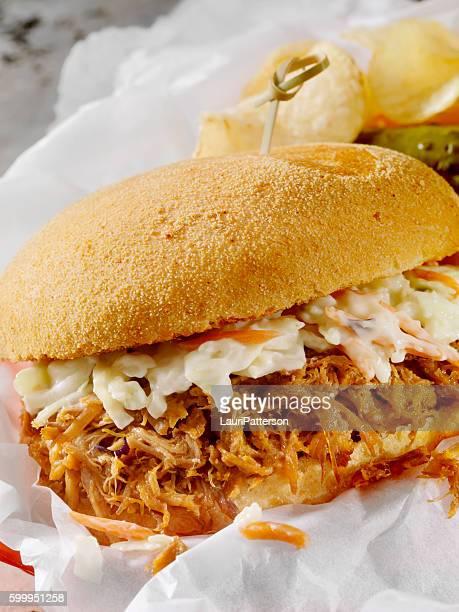 Pulled Pork Sandwich