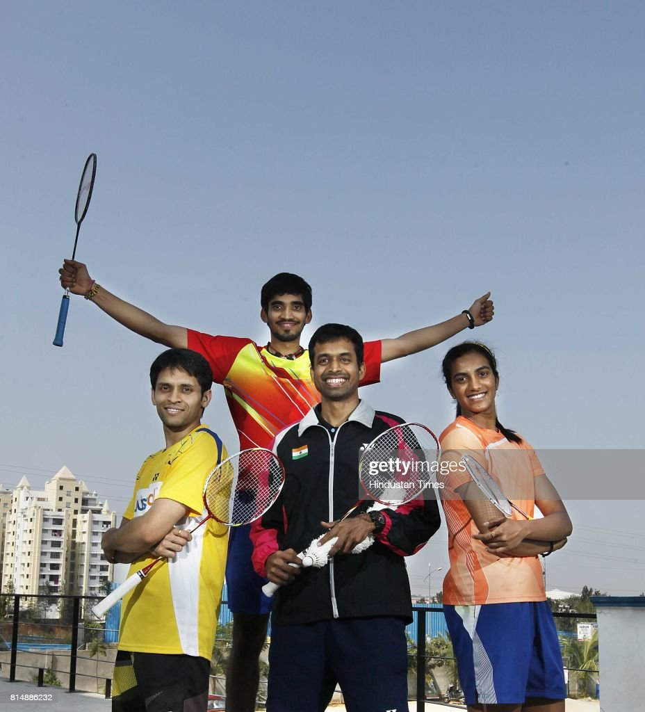 HT Exclusive Profile Shoot Gopichand Badminton Academy s