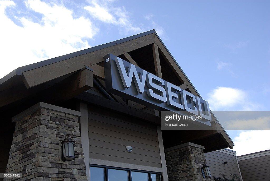 Pullman/washington State /USA_ 20 January 2016_ WSECU Credit Union