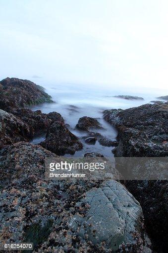 Pulsing Ocean : Foto de stock