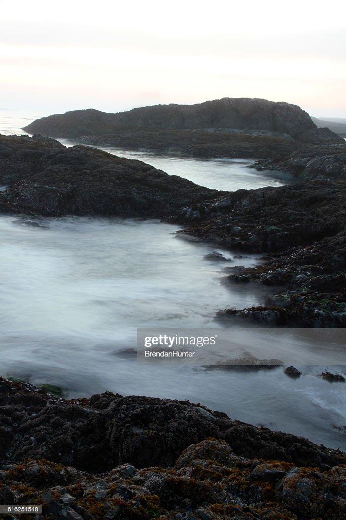Pulsing Sea : Foto de stock
