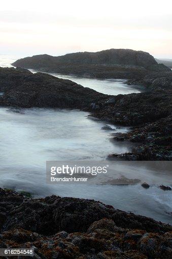 Pulsing Sea : Stock Photo