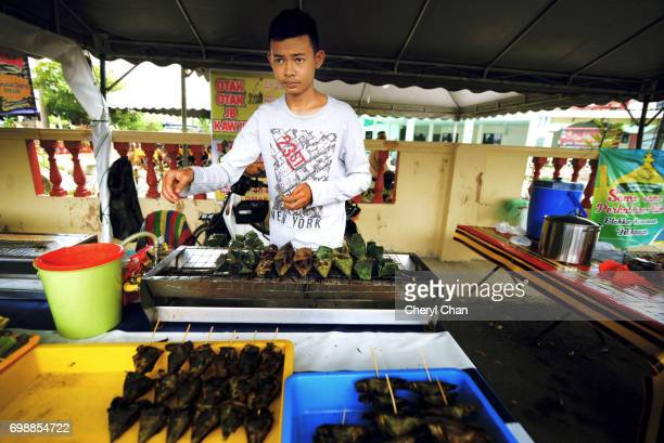 Pulut Panggang Vendor