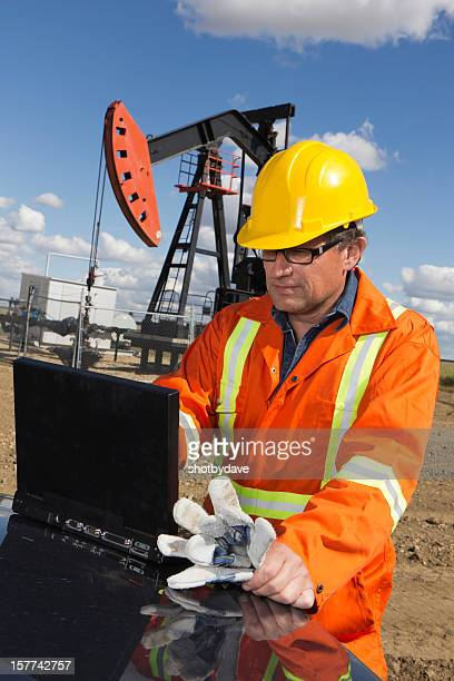 Pumpjack and Computer