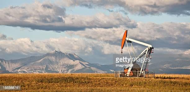 Pumpjack in Alberta
