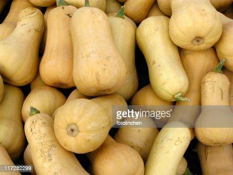 Pumpkins- Butternut Squash