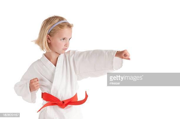 Punching Girl.