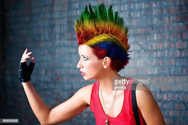 Ragazza Punk