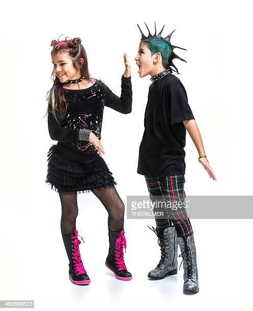 punk Kinder