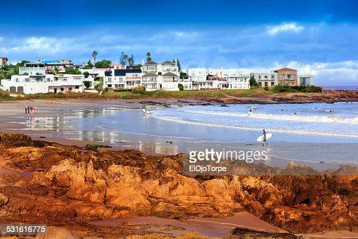 Punta del Este beach, Maldonado, Uruguay