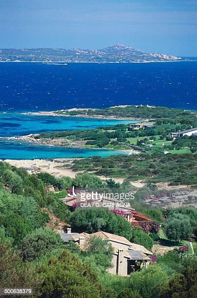 Punta della Volpe Costa Smeralda Sardinia Italy