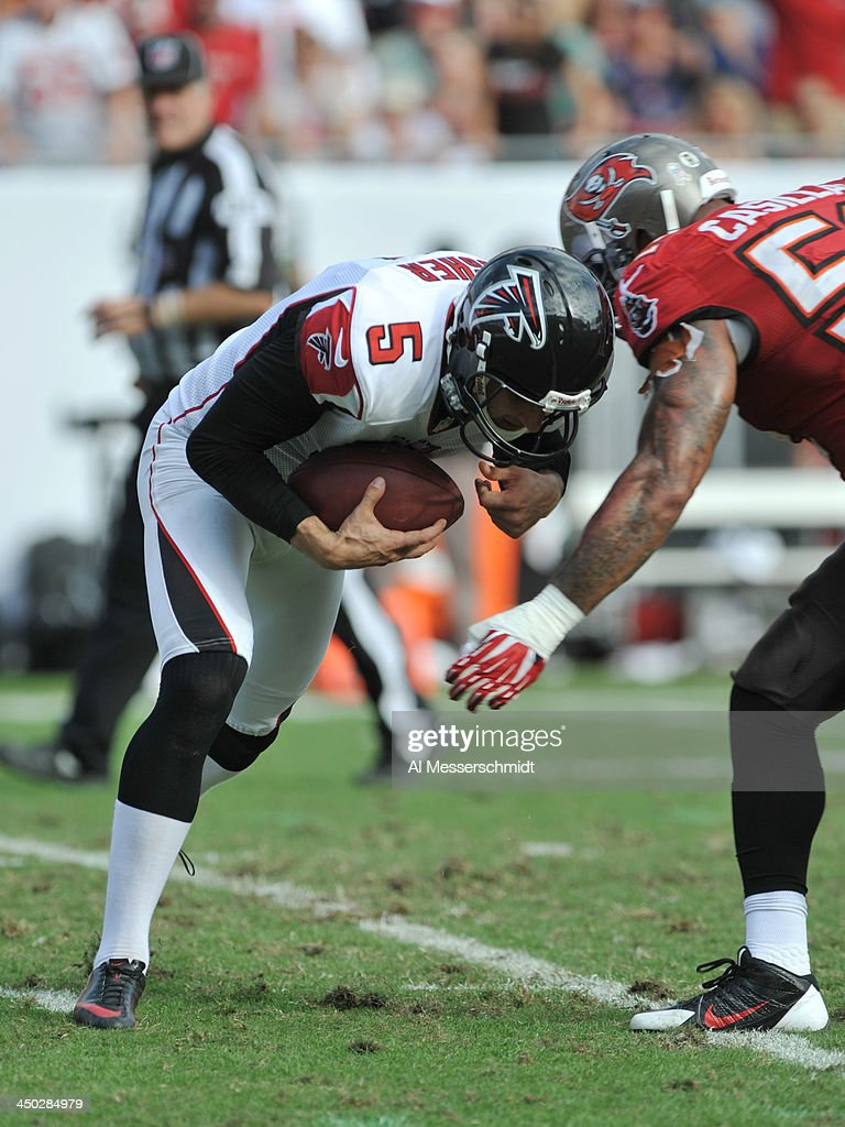 Atlanta Falcons v Tampa Bay Buccaneers | Getty Images