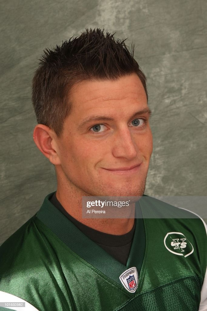Punter Steve Weatherford #9 of the New York Jets appears in a portrait on May 20, 2010 in Florham Park, New Jersey.