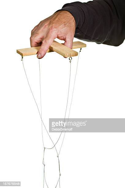 Puppet Strings Isolated