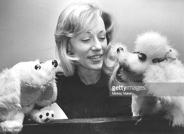 MAY 7 1975 MAY 14 1975 Puppeteer Nancy Como to Appear in Family Unity Week Circus Auditions Slated for Family Circus
