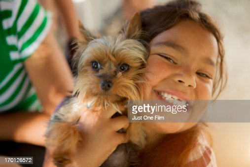Puppy love. : Stock Photo