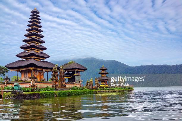 Pura Ulun Danu Bratan temple, Bali, Indonesia