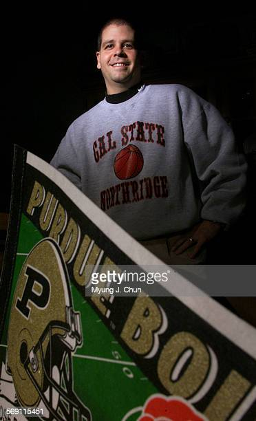 Purdue is the alma mater of Mike Johnson who is the assistant coach for the Cal State Northridge men's basketball team He grew up in Dayton Ohio...