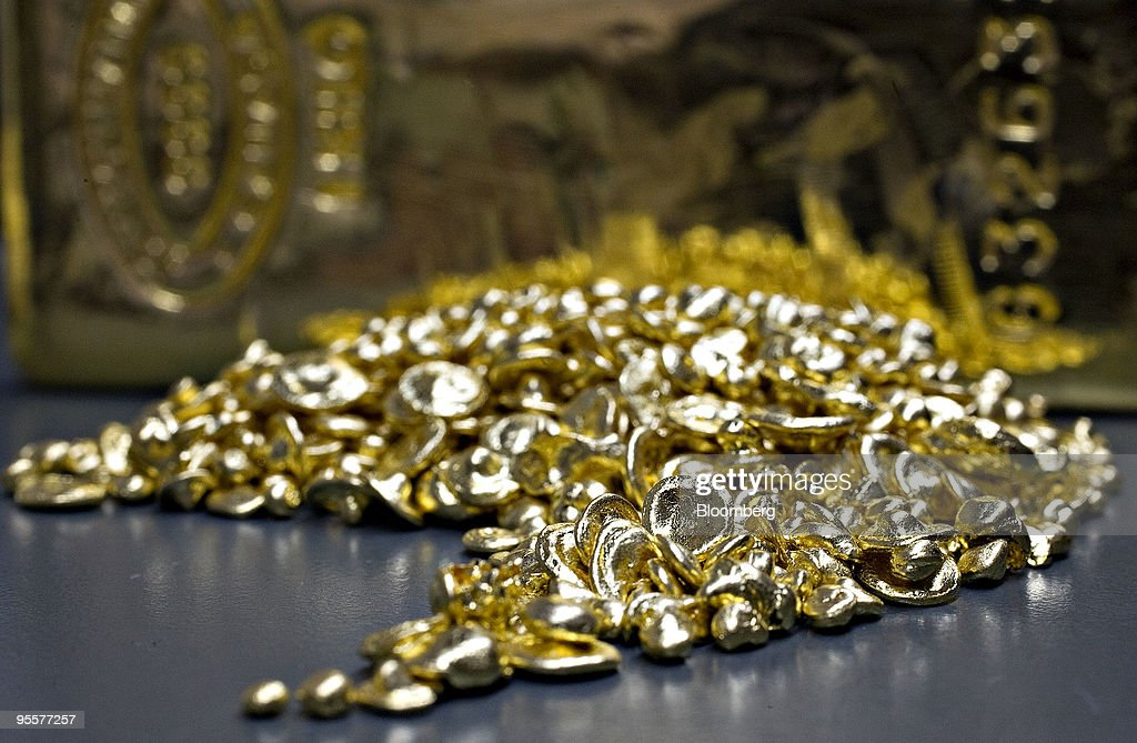 Gold price in new york usa