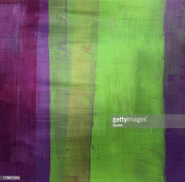 purple and green stripes