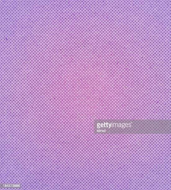purple antique paper with halftone