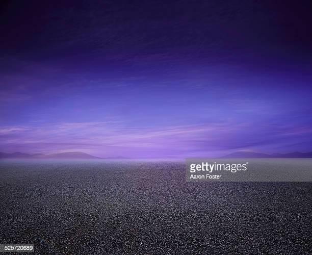 Purple Carpark