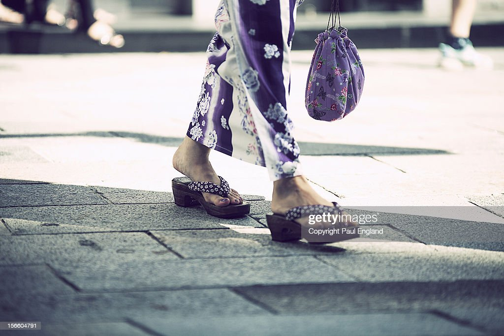 Purple Geta : Stock Photo
