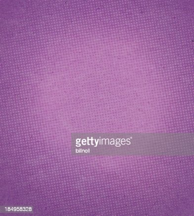 purple textured paper with halftone