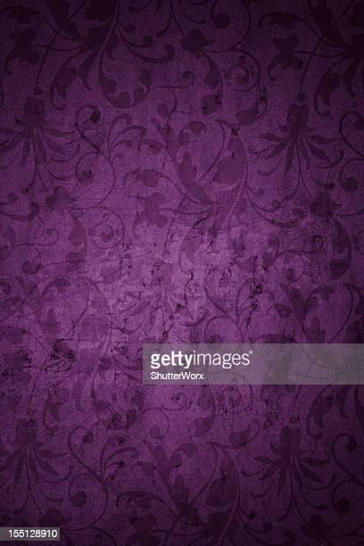 パープルのビクトリア様式の背景