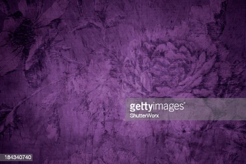 Purple Victorian Background