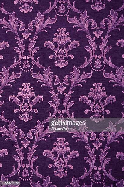 Purple Vintage Background