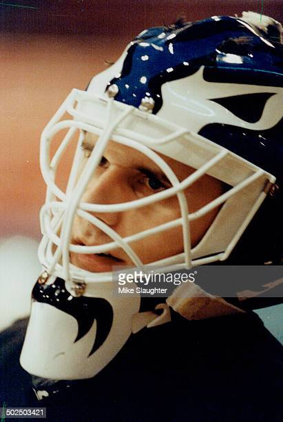 Purring along Leafs goalie Felix Potvin has been one of the beneficiaries of the club's renewed commitment to tight defensive play