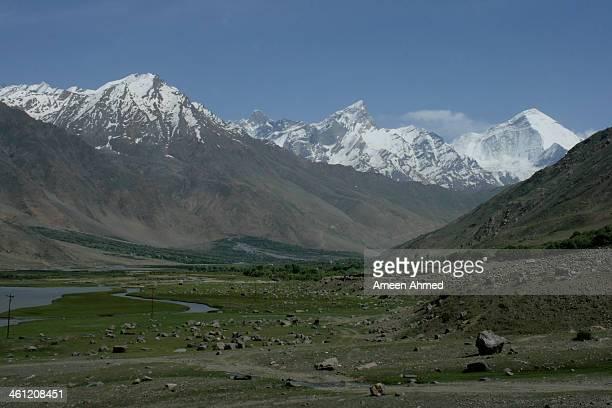 Purtikchey, Kargil: Land of glaciers