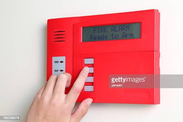 Push Alarme incendie