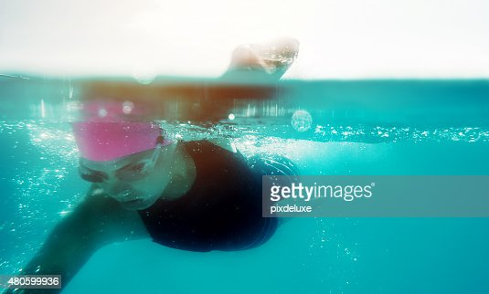 Push yourself past your limits : Stock Photo