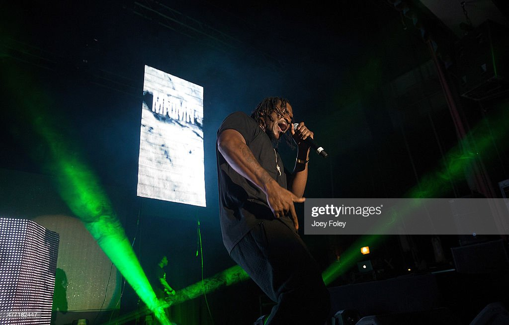 <a gi-track='captionPersonalityLinkClicked' href=/galleries/search?phrase=Pusha+T&family=editorial&specificpeople=3994271 ng-click='$event.stopPropagation()'>Pusha T</a> performs live onstage in concert as he opens for 2 Chainz during the 2 Good To Be T.R.U. Tour in The Egyptian Room at Old National Centre on March 1, 2014 in Indianapolis, Indiana.