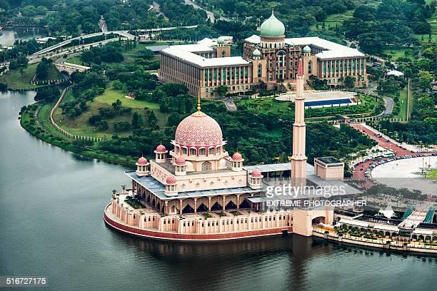 Putrajaya-Moschee