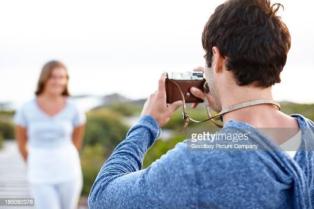 Putting l'amour dans focus