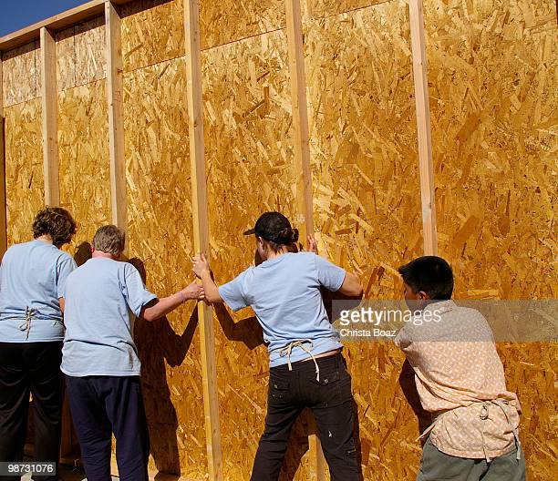 Putting up a Wall