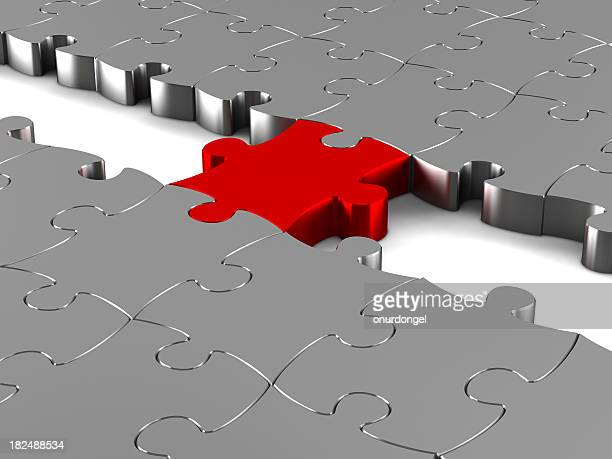 Puzzle-Verbindung