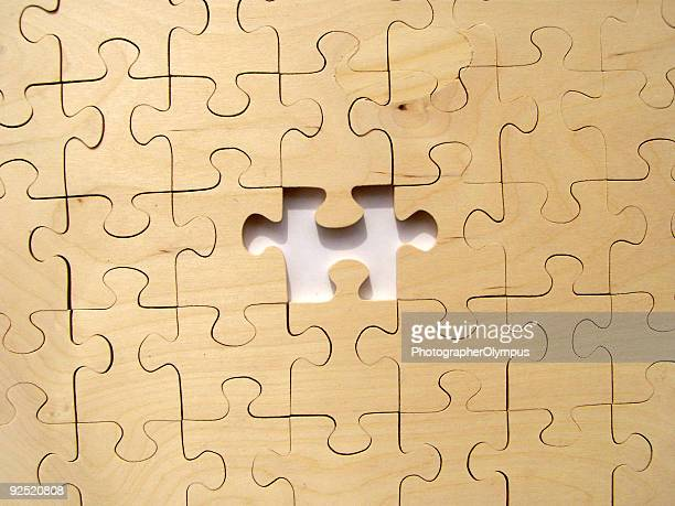 Puzzle - missing piece