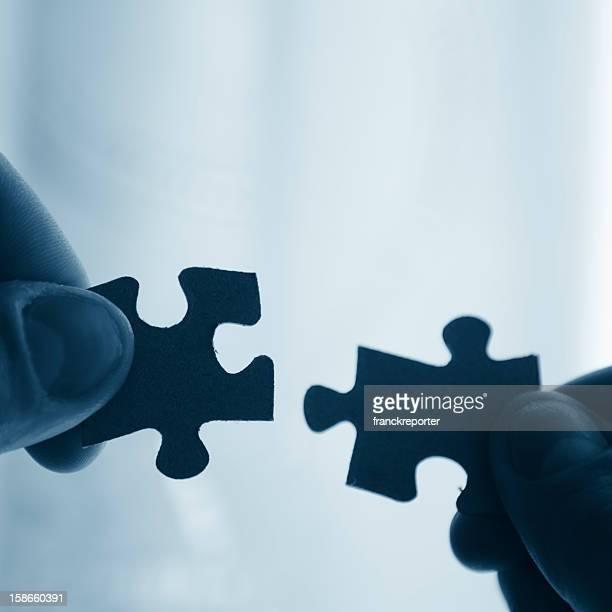 Pièce du Puzzle-thème connexion