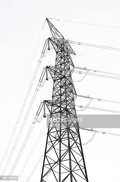 Pylon vollständige unten anzeigen