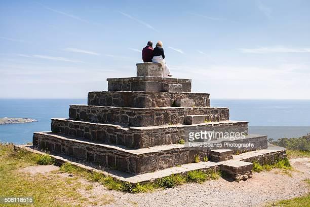 Pyramid in Killiney
