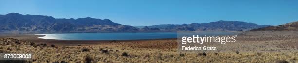 Pyramid Lake Panoramic, Nevada