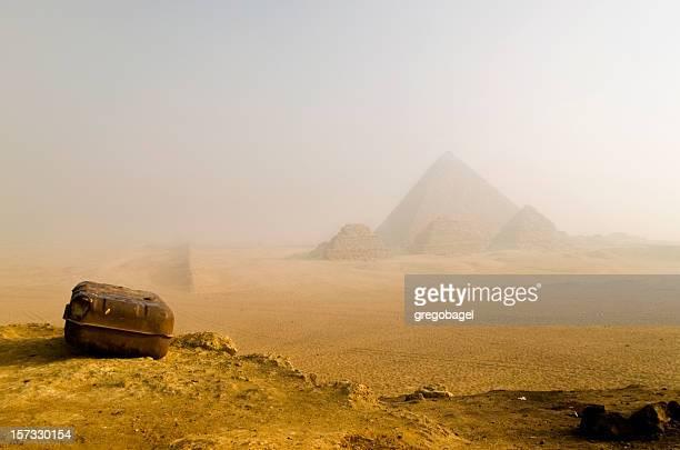 Piramidi del deserto