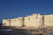 Qait Bai Fort, Egypt, Low Angle View