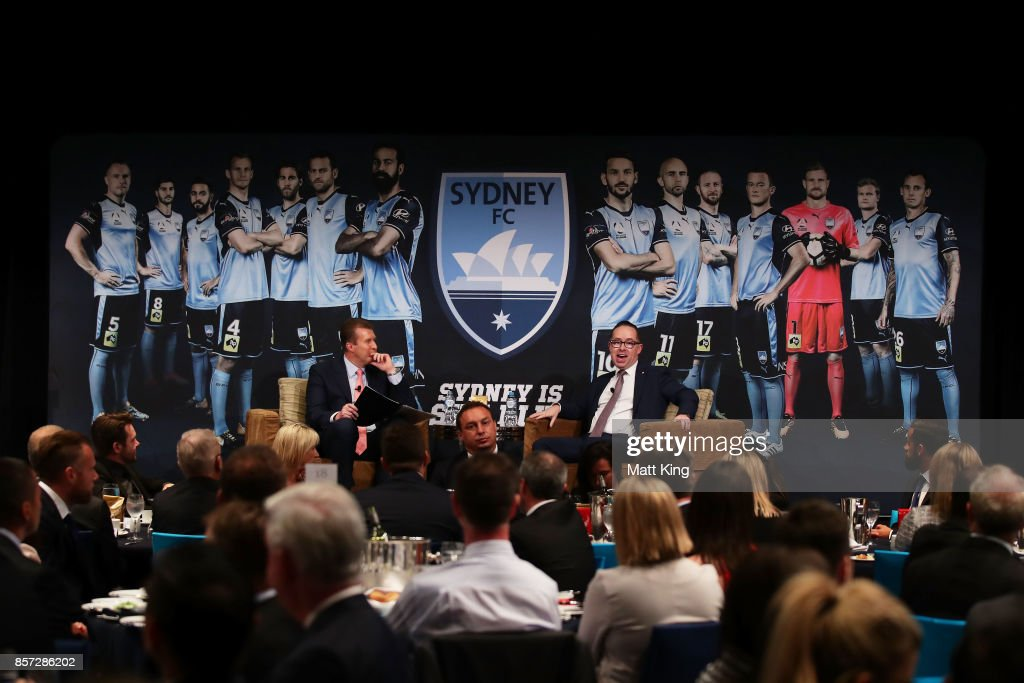Sydney FC In Business Lunch & Season Launch
