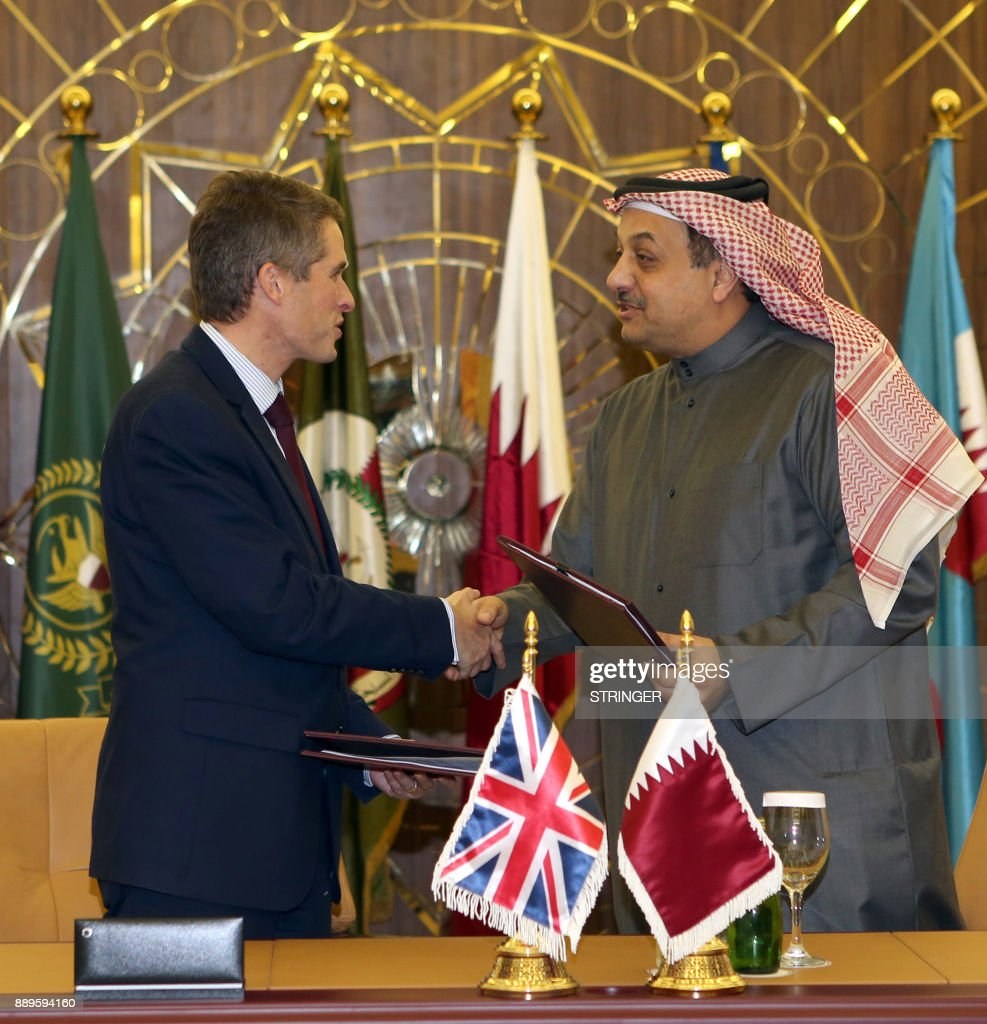 Qatar signs $8-bn deal to buy 24 Typhoon fighters from UK